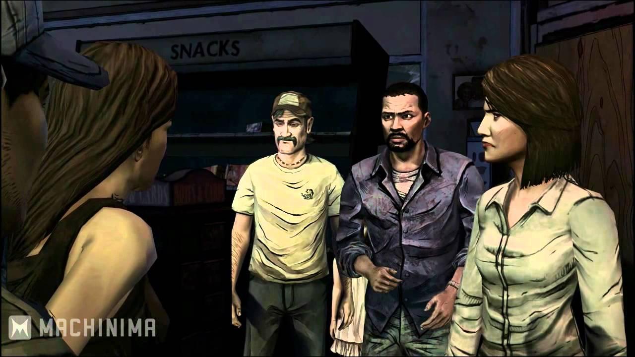 The Walking Dead von Telltale Games