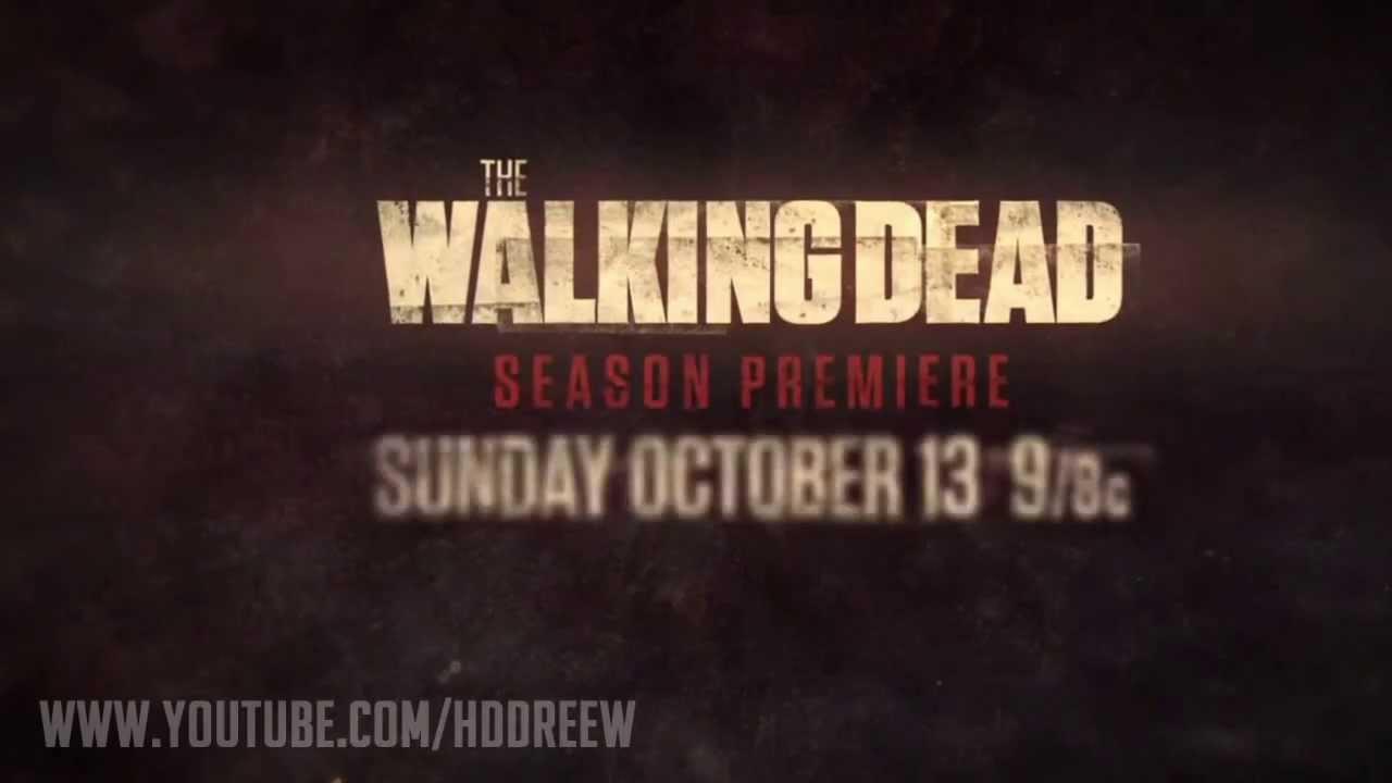 """Trailer zu """"The Walking Dead"""" Staffel 4"""