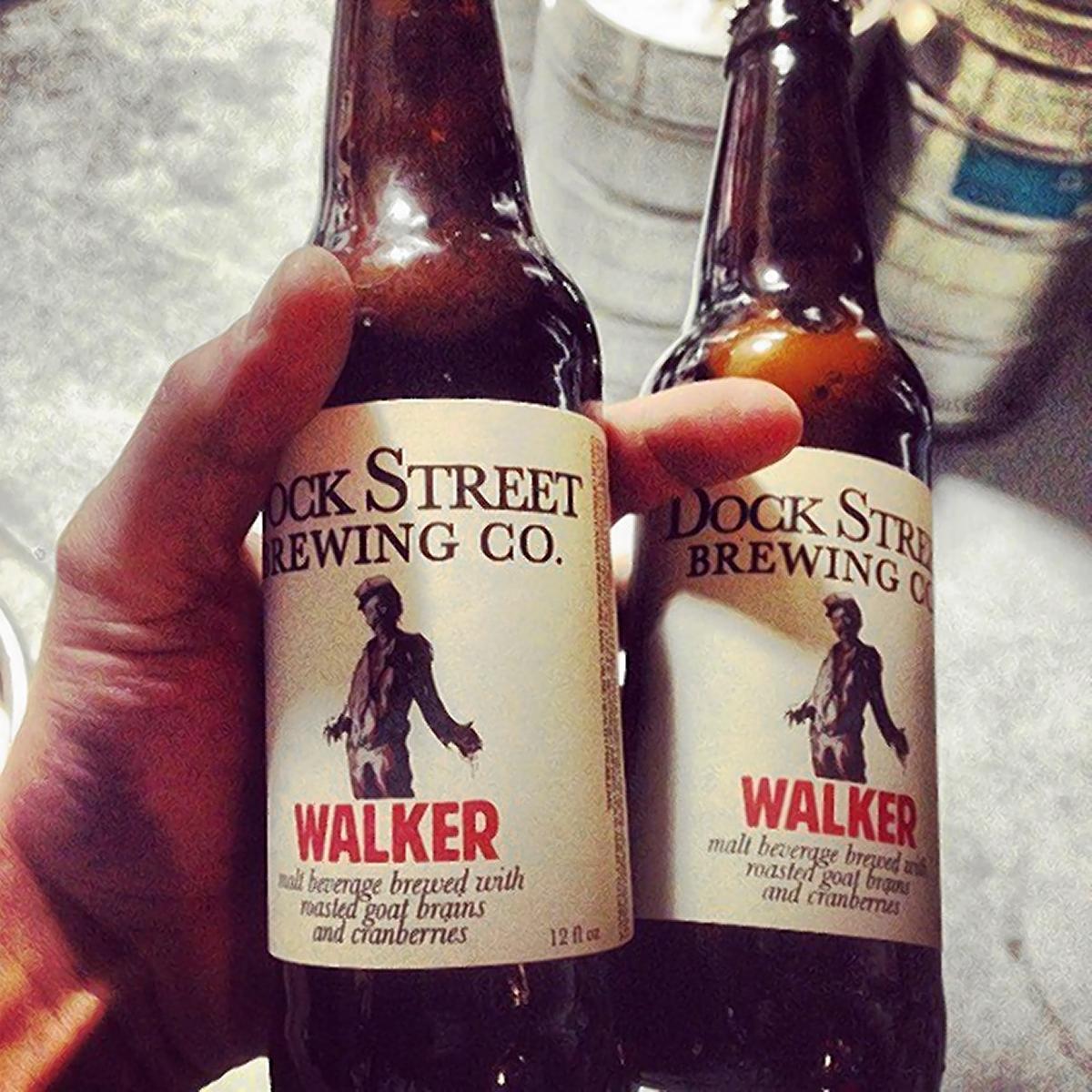 Walker Bier mit Gehirn!