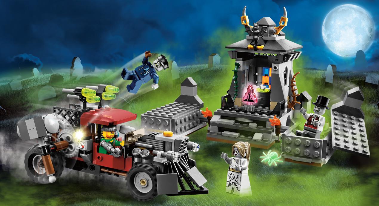 Kindersensibilisierung durch Lego