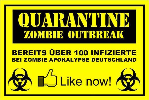 106 Infizierte!