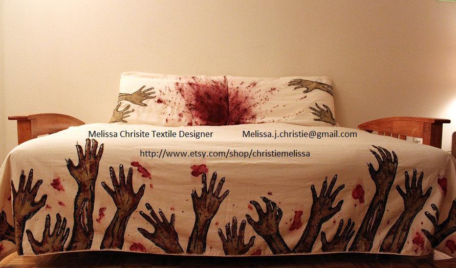 Zombie Bettwäsche