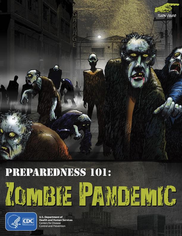 CDC warnt vor Zombie Apokalypse