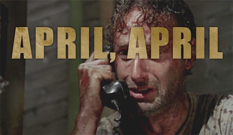 Andrew Lincoln verläßt The Walking Dead