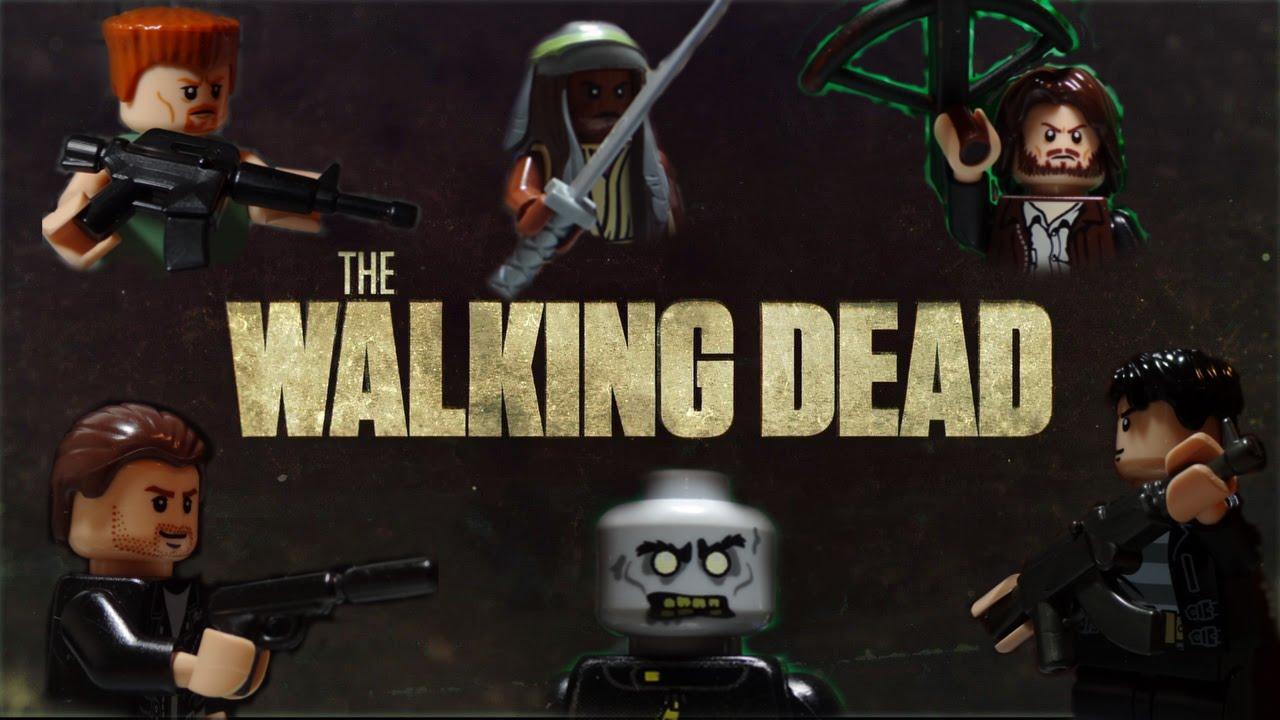 The Walking Dead Staffel 5 Trailer mit Lego