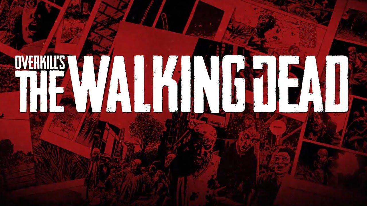 Neues The Walking Dead Spiel von Overkill