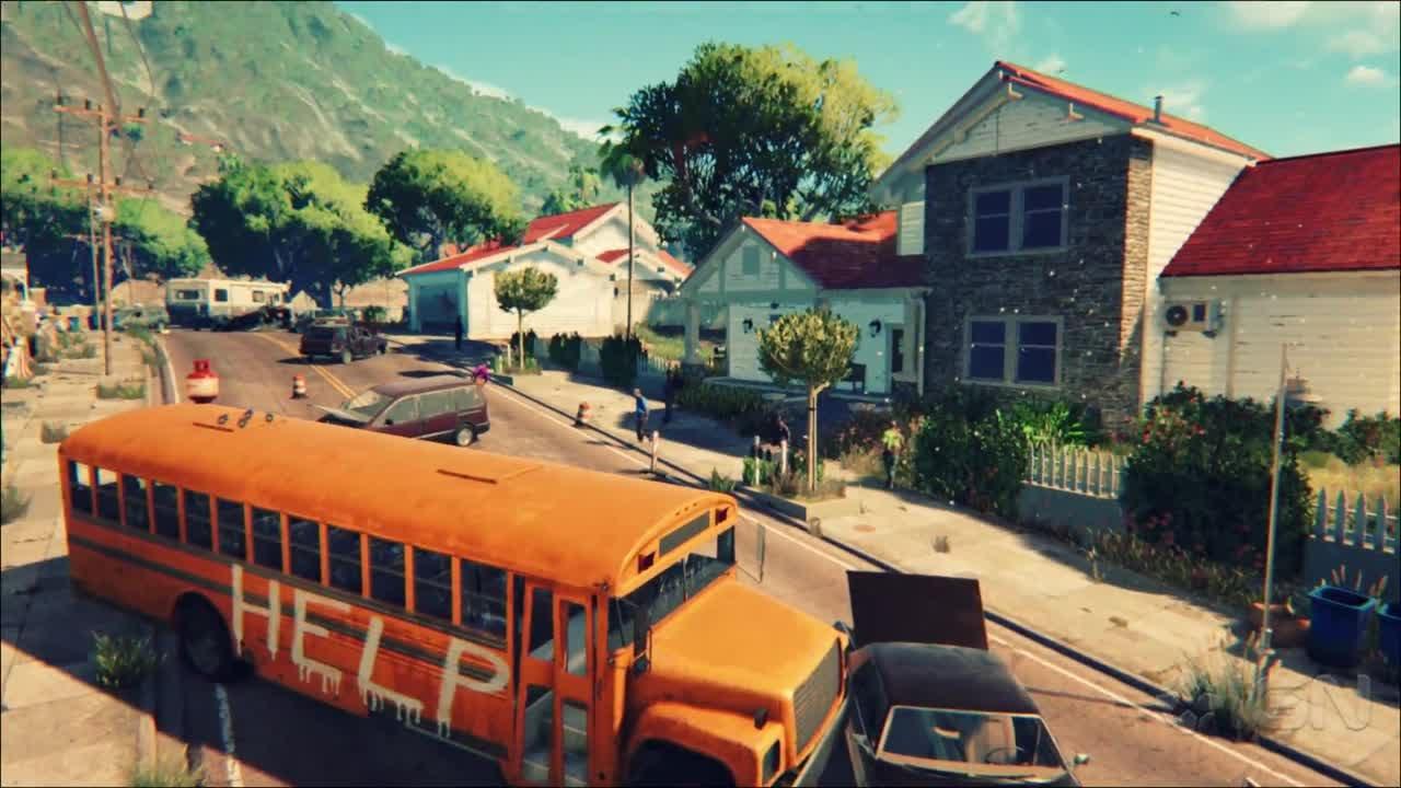 Blutiger Gameplay Trailer von Dead Island 2