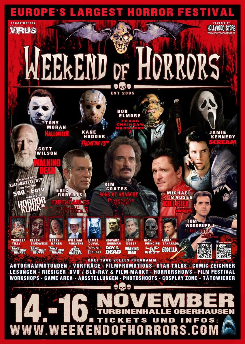 12. Weekend of Horrors in Oberhausen