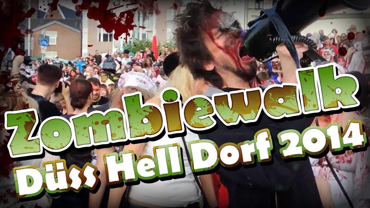 ZAD TV – Zombiewalk Düss Hell Dorf 2014
