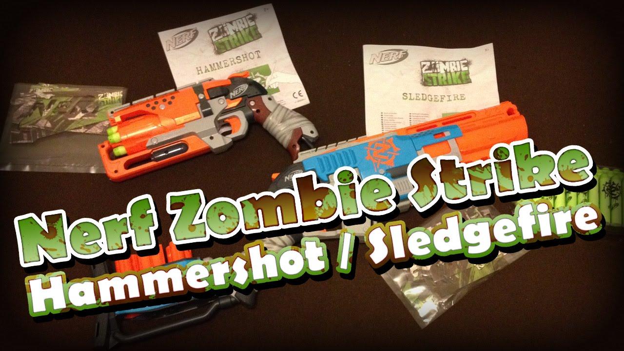 ZAD TV – Folge 03 – Nerf Zombie Strike