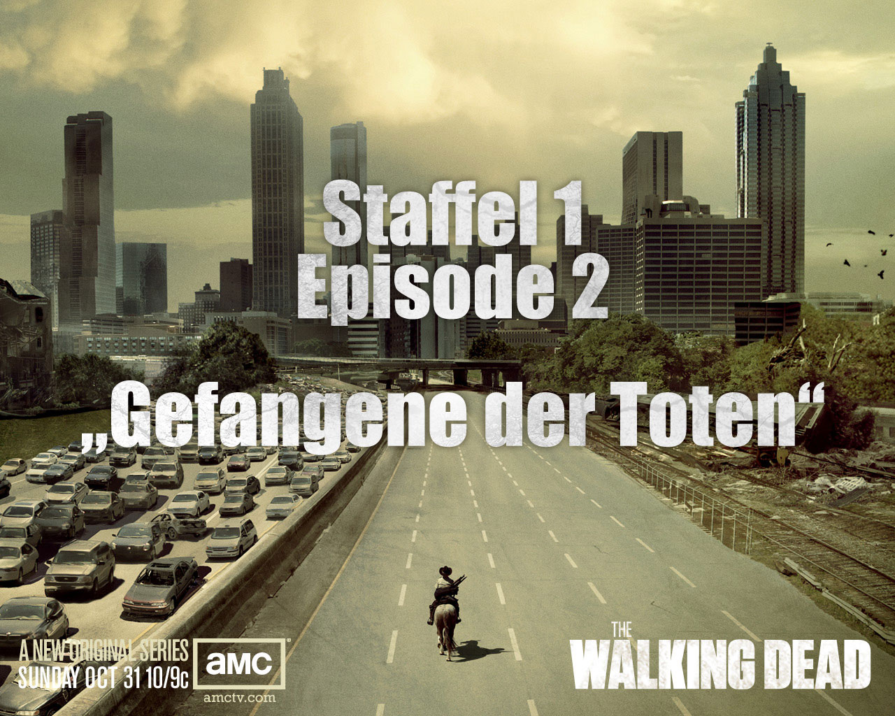 The Walking Dead S01E02 – Gefangene der Toten