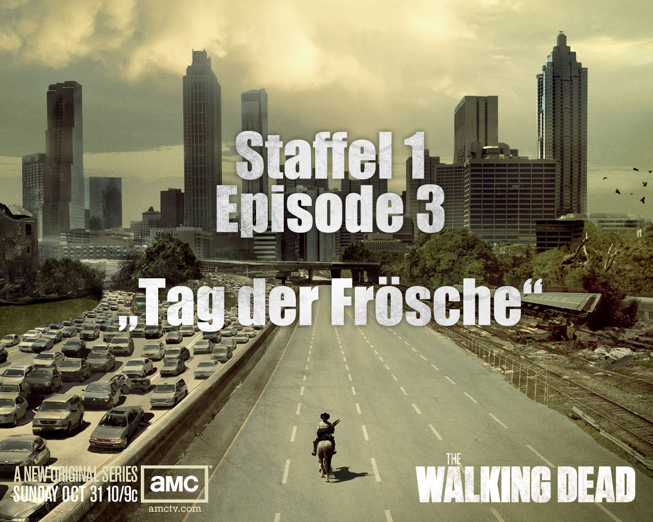 The Walking Dead S01E03 – Tag der Frösche