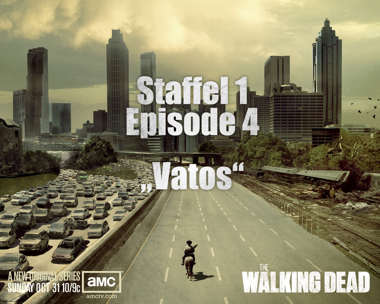 The Walking Dead S01E04 – Vatos