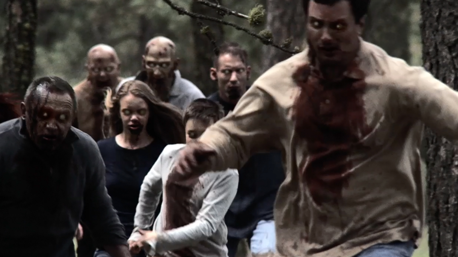Z Nation S01E01 – Puppies and Kittens