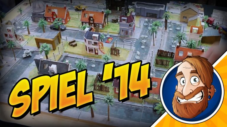 ZAD TV – Folge 08 – Zombiespaß auf der Spiel '14