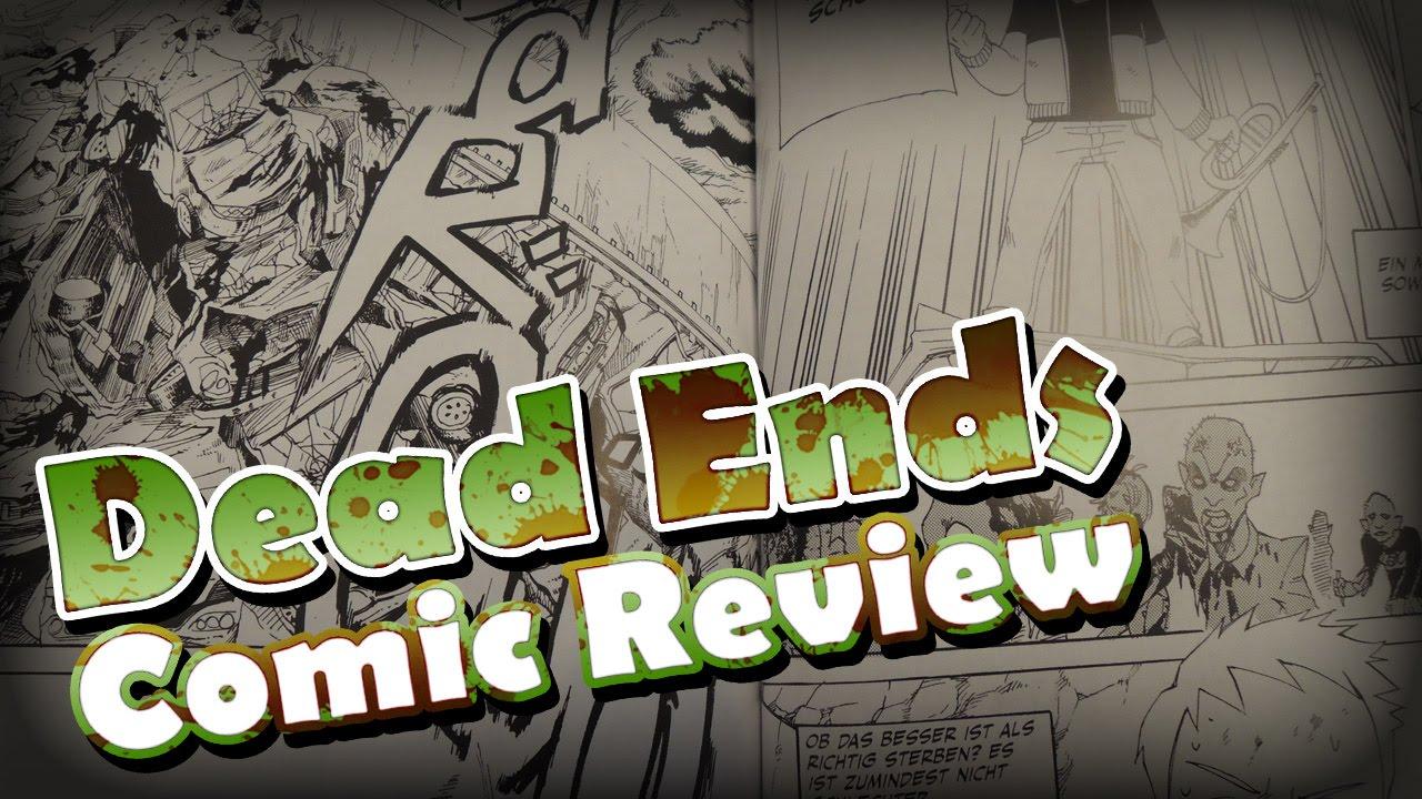 ZAD TV – Folge 06 – Dead Ends Comicreview