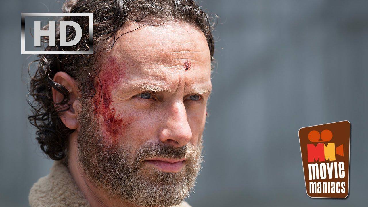 Walking Dead Marathon als Binge-Selfie