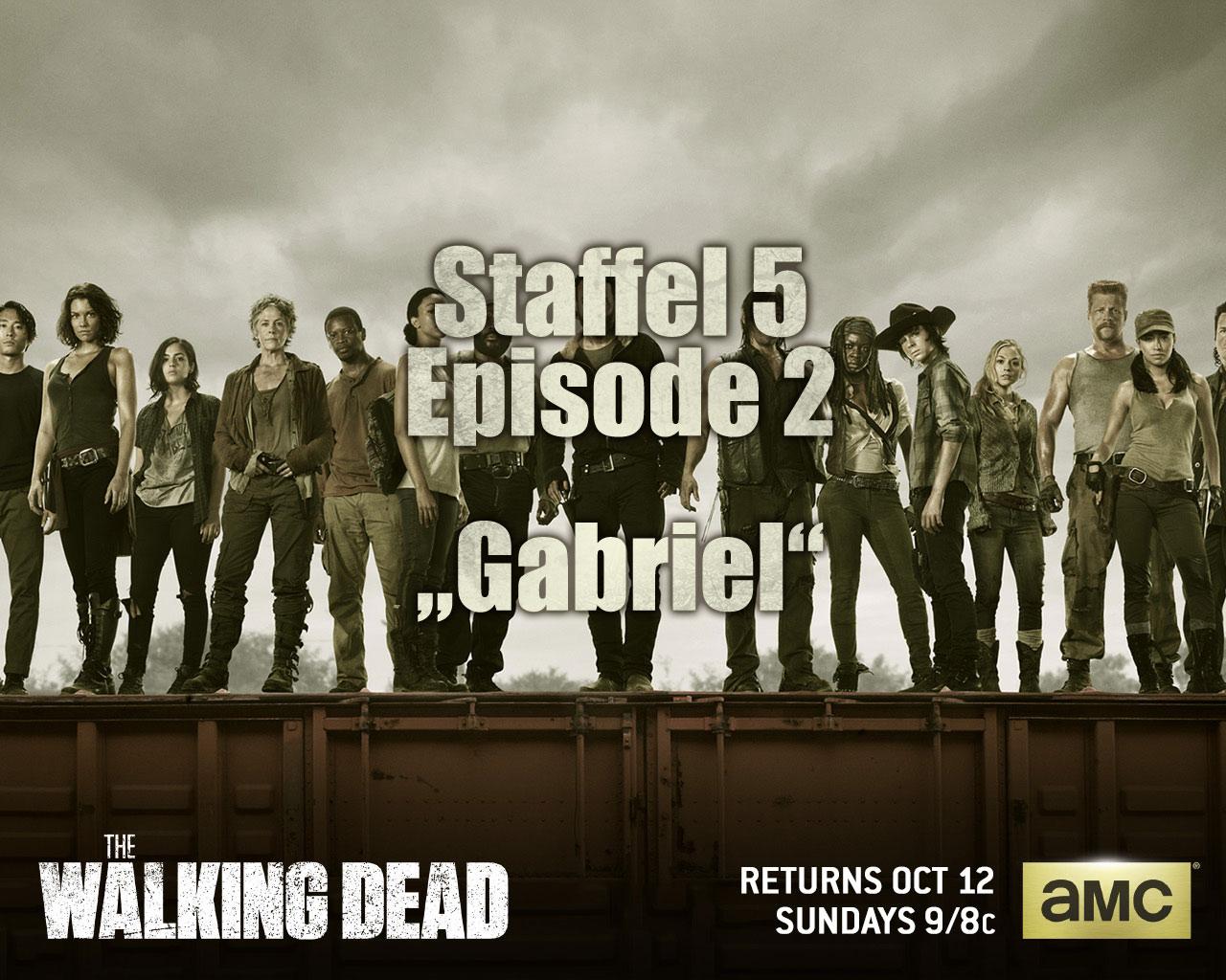 The Walking Dead S05E02 – Gabriel