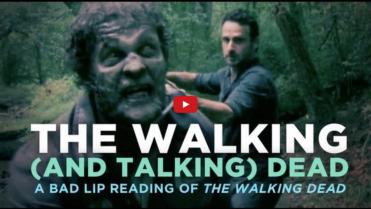 The Walking (and Talking) Dead