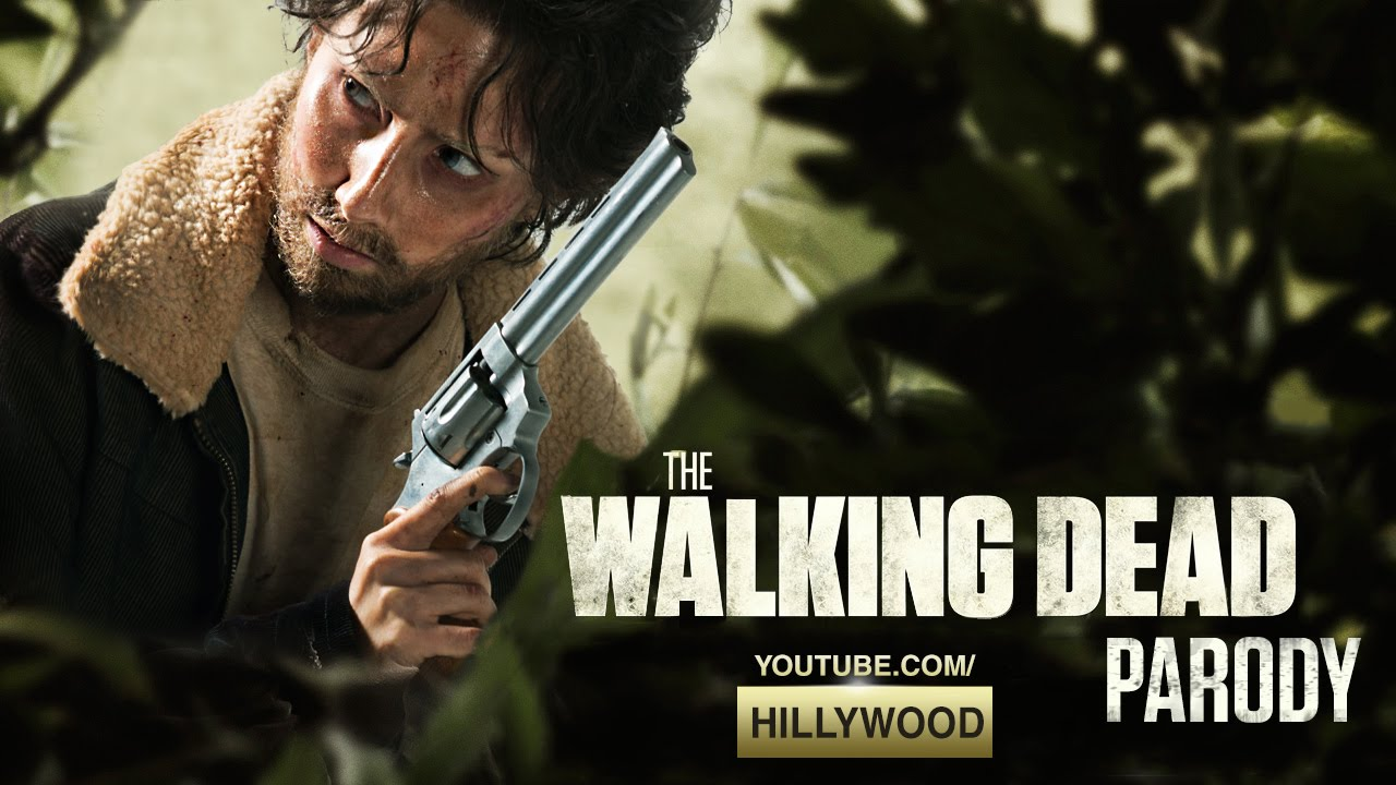 Hillywood The Walking Dead Parodie