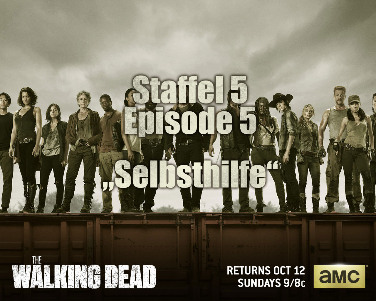 The Walking Dead S05E05 – Selbsthilfe