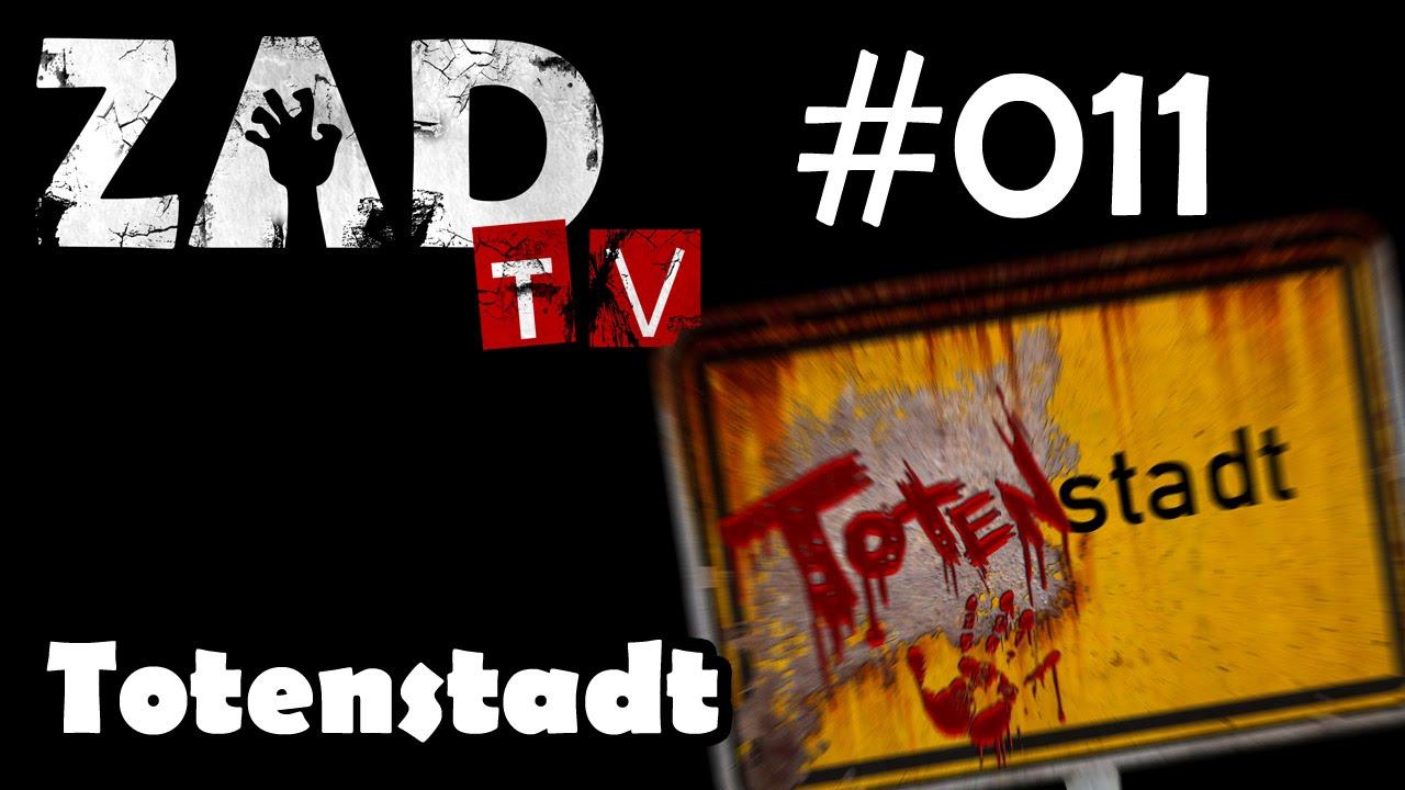 Totenstadt Vorstellung auf dem Weekend of Horrors