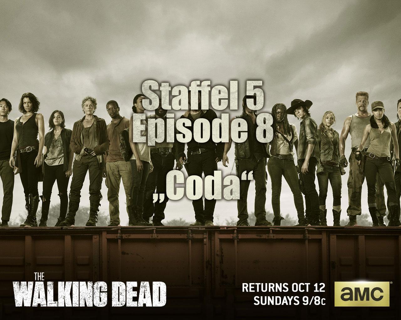 The Walking Dead S05E08 – Coda