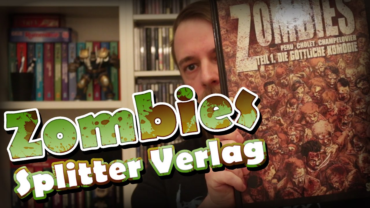 Zombies – Comics im Splitter Verlag