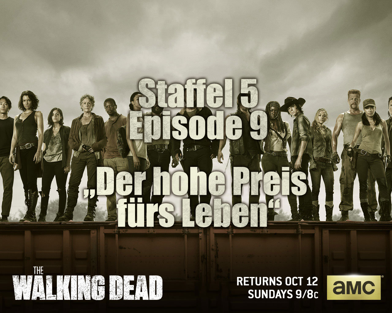 The Walking Dead S05E09 – Der hohe Preis fürs Leben