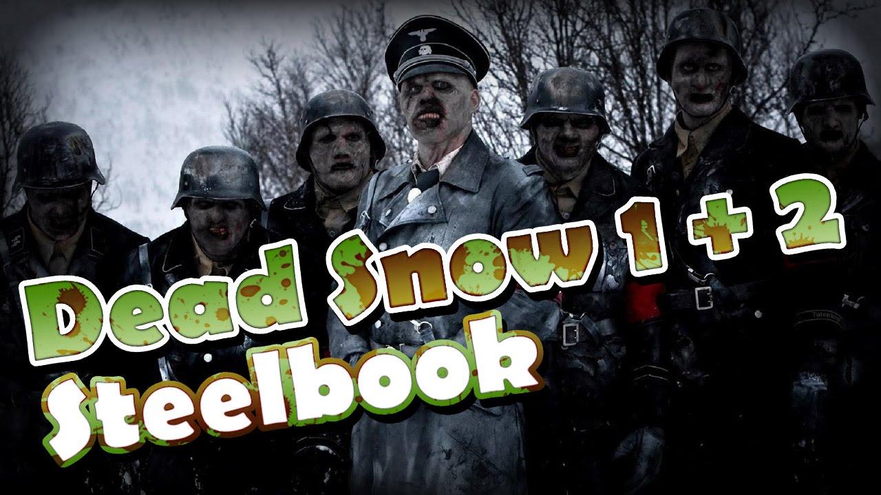 Dead Snow und Dead Snow: Red vs Dead Steelbook