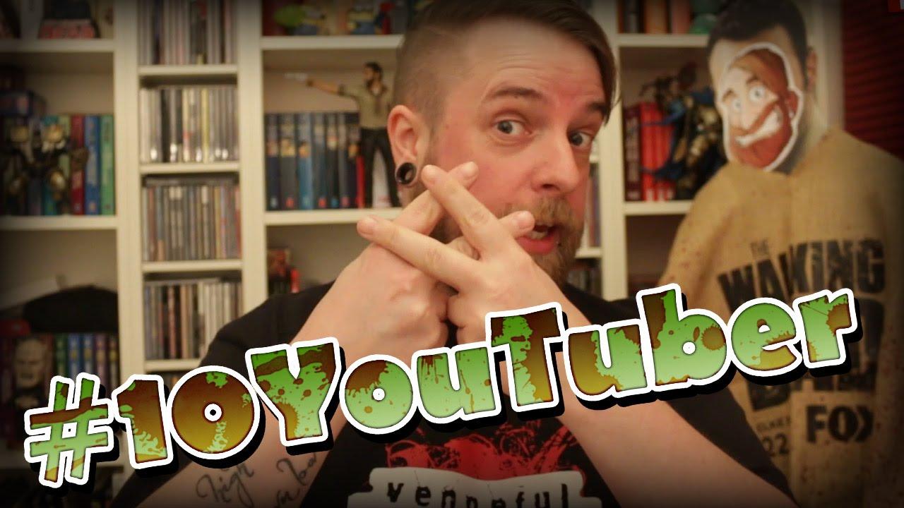 #10YouTuber – Ein paar Channelempfehlungen