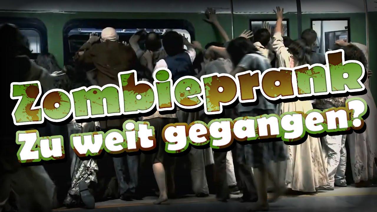 Wann geht ein Zombieprank zu weit?