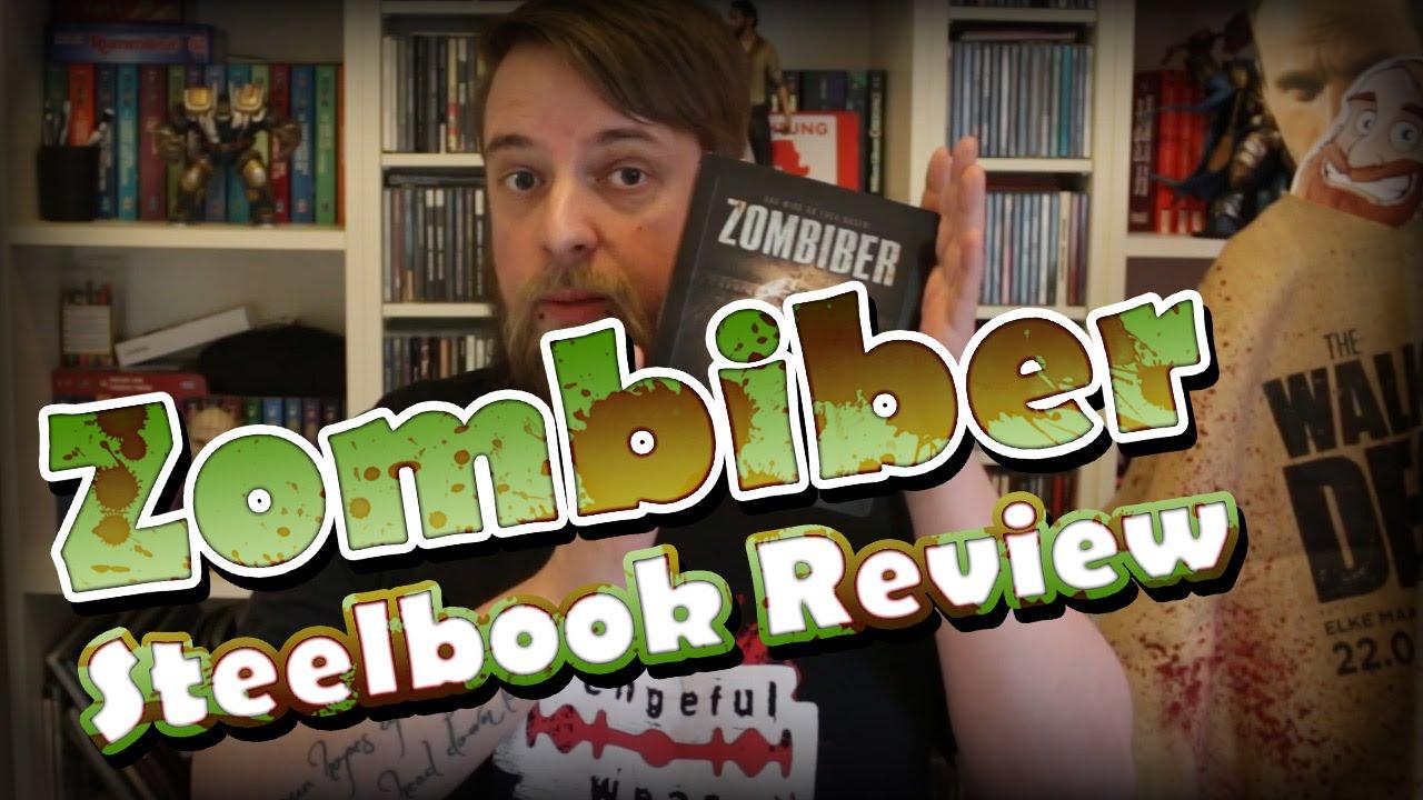 Zombiber Steelbox Blu-ray Review