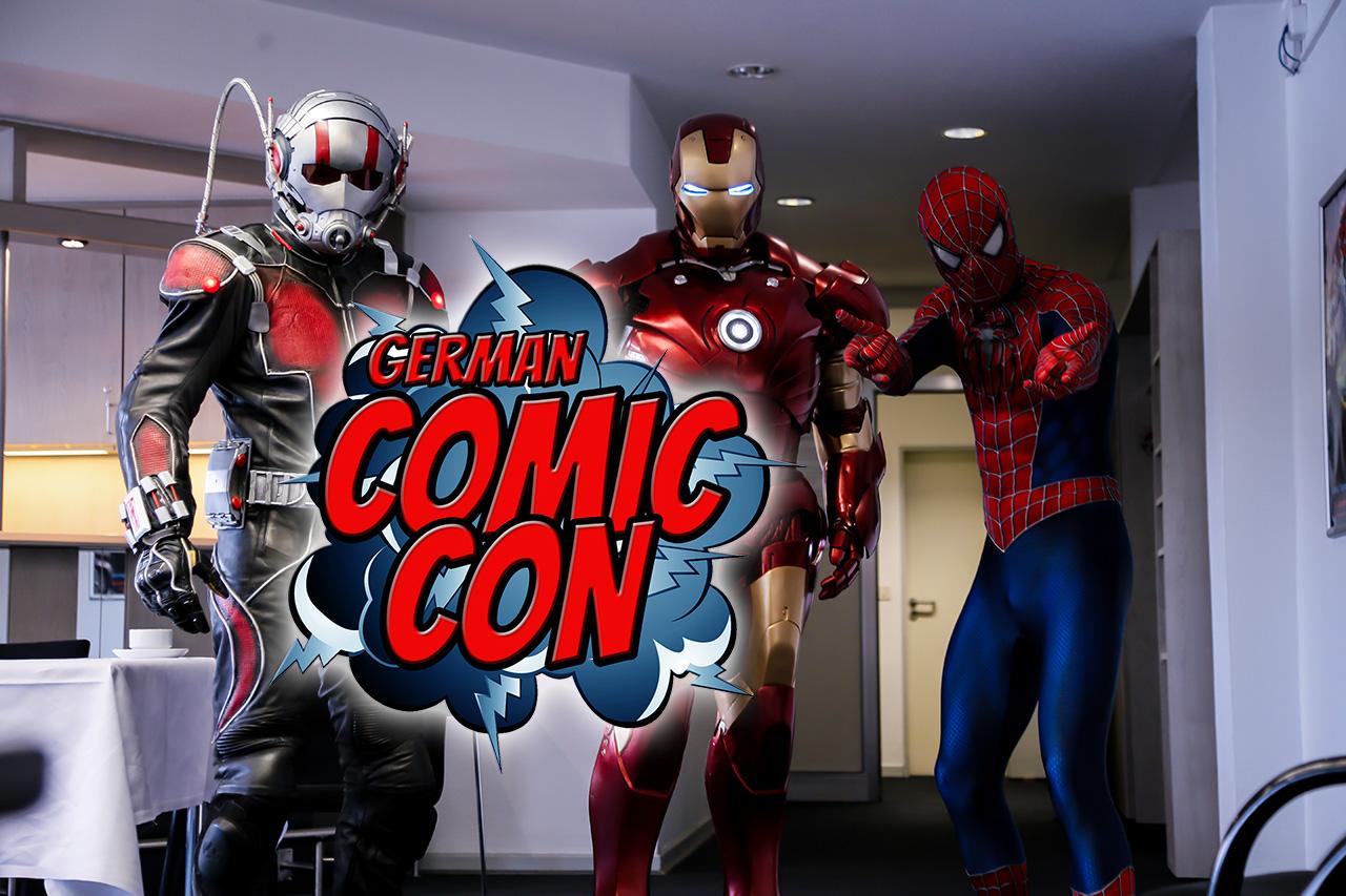 Die Comic Con kommt nach Deutschland