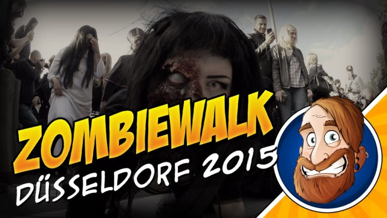 Zombiewalk Düsseldorf 2015
