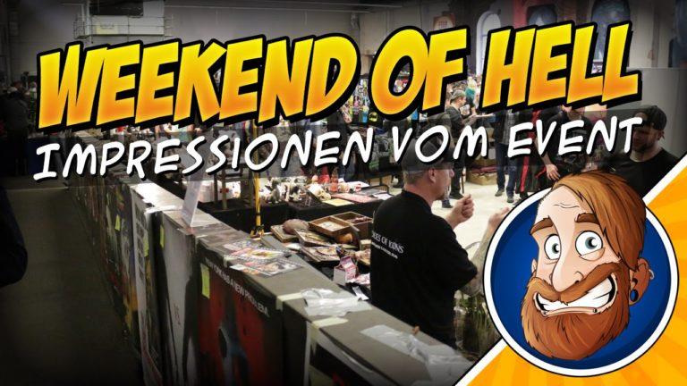 Weekend of Hell 2015 in Oberhausen – Ein Review