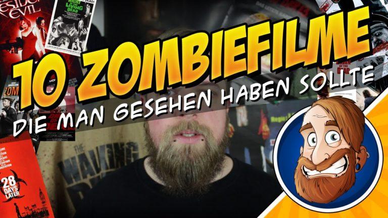 10 Zombiefilme die man gesehen haben sollte