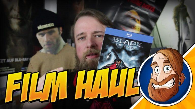 Blu-ray Film Haul – Filmbörse Oberhausen
