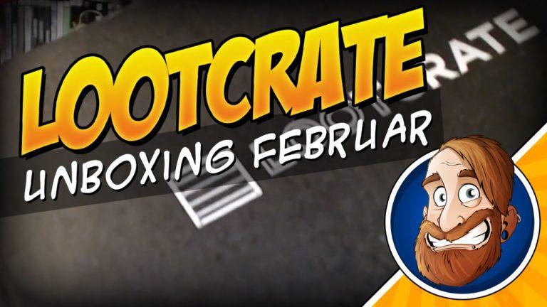 Lootcrate Unboxing – Dead – Zoll, Einfuhrbestimmungen und CE