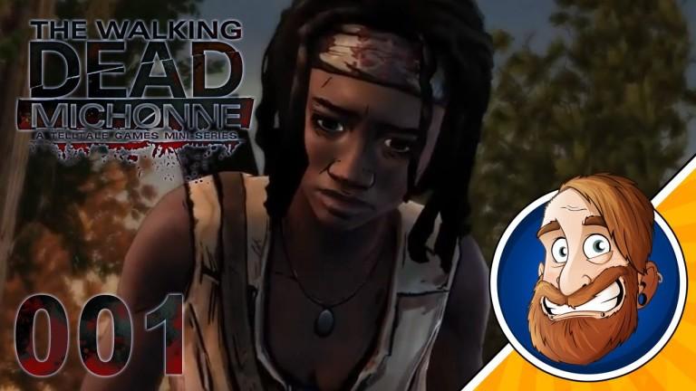 The Walking Dead Michonne, Episode 1