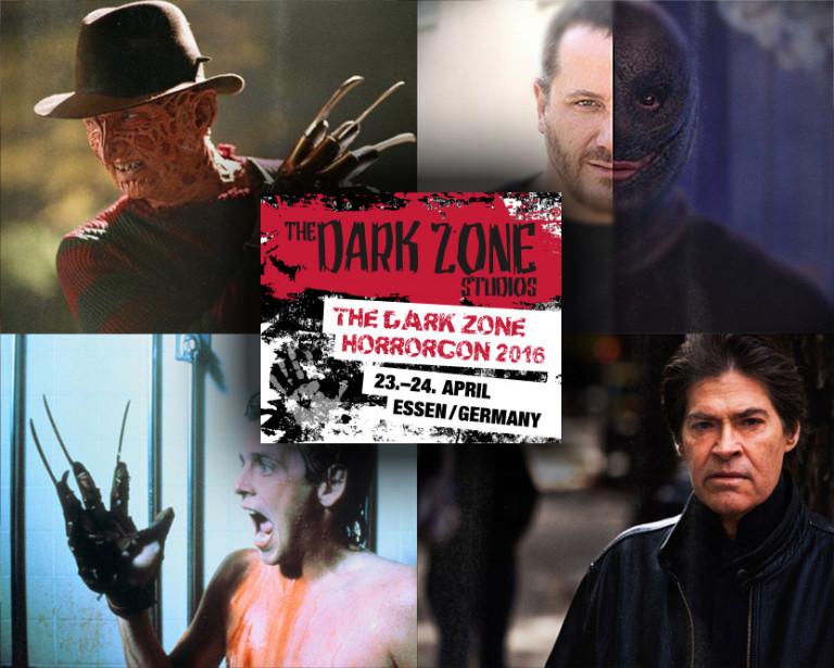 THE DARK ZONE in Essen am 23. und 24. April 2016