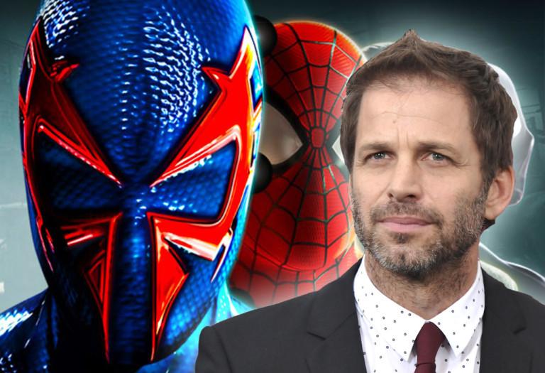 April, April – Zack Snyder übernimmt Marvel Cinematic Universe