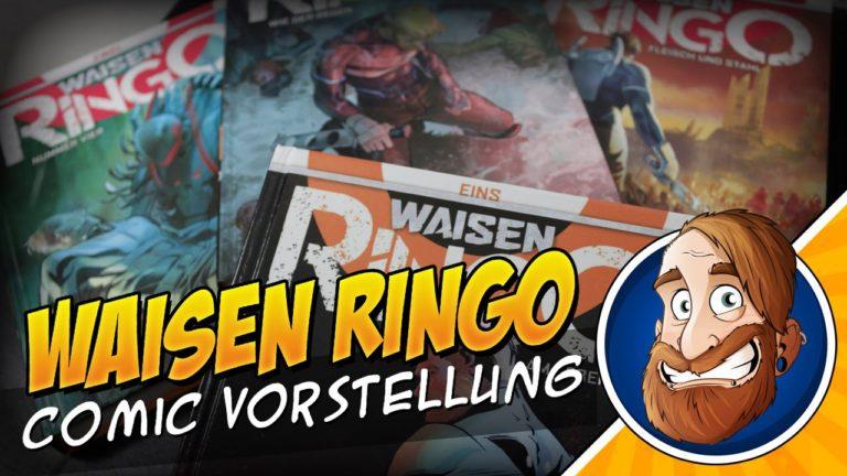 WAISEN – RINGO Eine Comic Vorstellung [Cross Cult]
