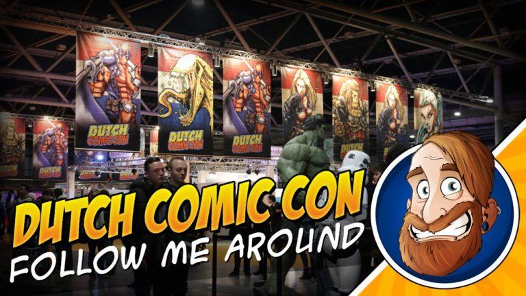 Bericht zur Dutch Comic Con in Utrecht