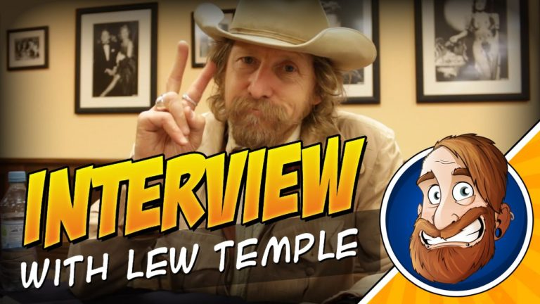 Interview mit Lew Temple (Axel bei The Walking Dead)