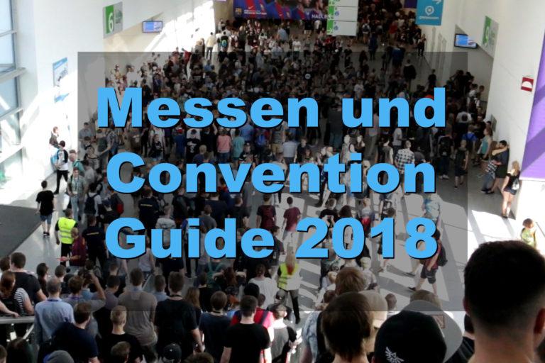 Messen und Convention Guide 2018