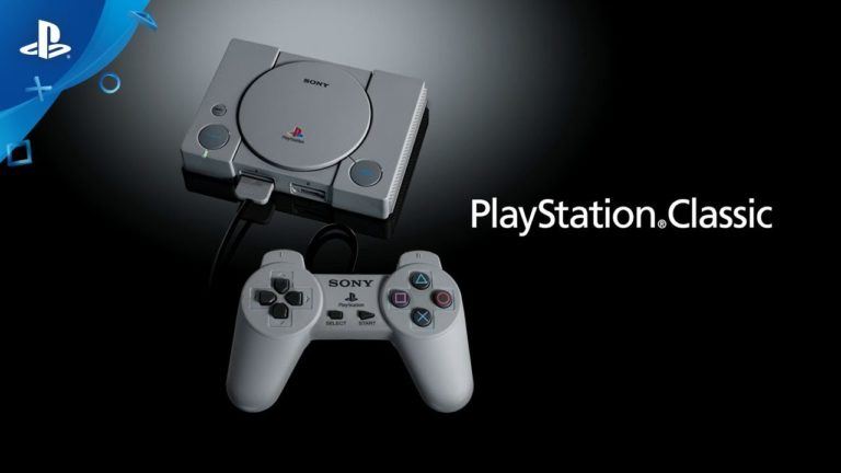 Sony macht's auch – Die PlayStation Classic