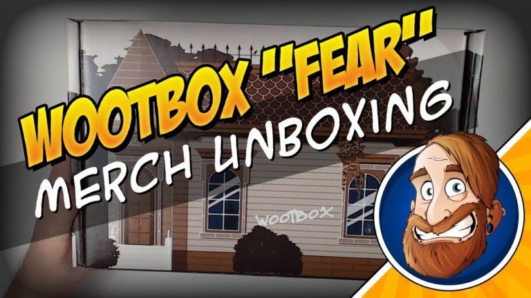 Wootbox Oktober Unboxing – Fear