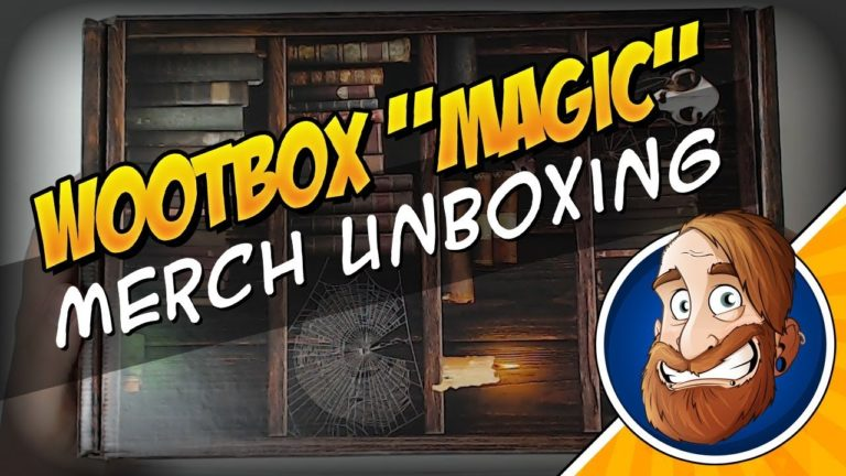 Wootbox September Unboxing – Magic