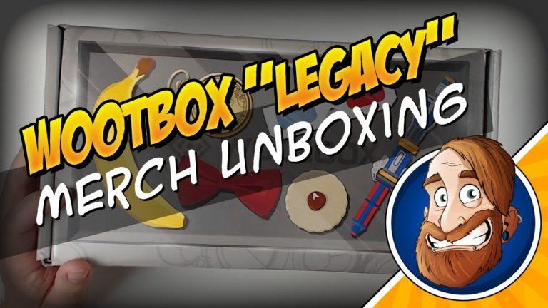 "Wootbox November ""Legacy"""